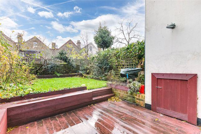 Thumbnail Terraced house to rent in Tavistock Terrace, London