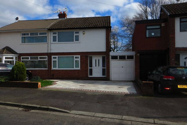 Thumbnail Semi-detached house to rent in Bishopdale, Rainhill
