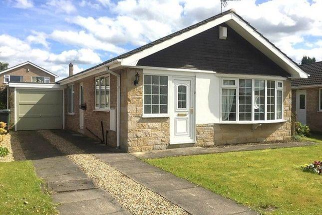 Thumbnail Detached bungalow to rent in Oak Tree Lane, Haxby, York