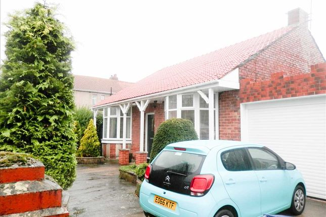 Thumbnail 3 bed detached bungalow for sale in Whinneyfield Road, Walkergate, Newcastle Upon Tyne