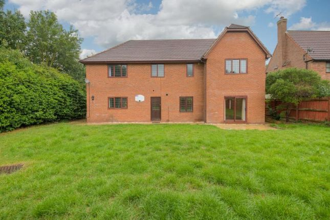 Thumbnail Detached house for sale in Livesey Hill, Shenley Lodge, Milton Keynes, Buckinghamshire