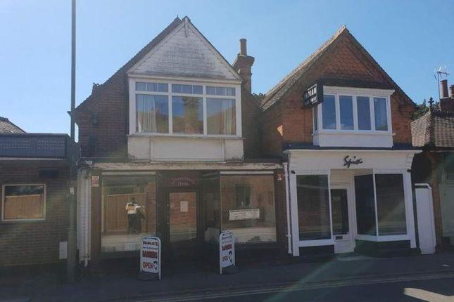 Thumbnail Retail premises for sale in Ewhurst Road, Cranleigh