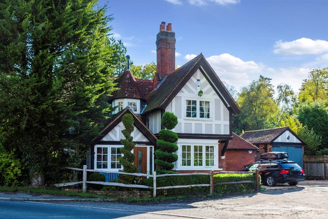 Thumbnail Detached house for sale in Ockley Road, Beare Green, Dorking