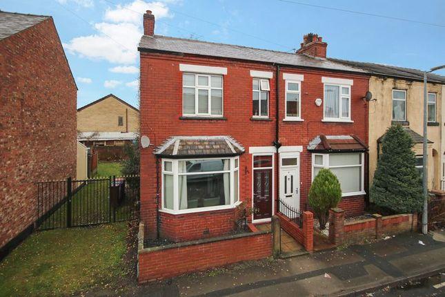 Thumbnail Terraced house for sale in Dean Road, Cadishead, Manchester