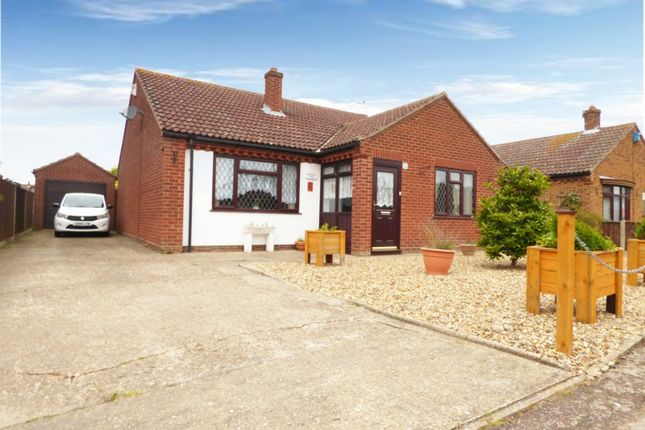 Thumbnail Detached bungalow for sale in Cricketer's Walk, Freethorpe