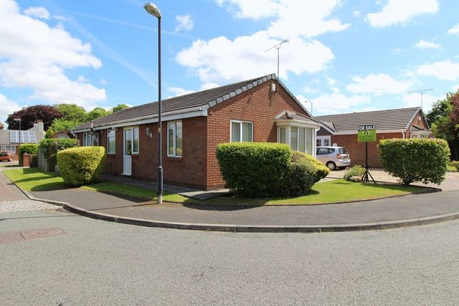 Thumbnail Detached bungalow for sale in Meadowbrook, Burscough, Ormskirk