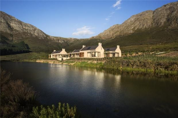 Thumbnail Country house for sale in 15 Serruria, Fransche Hoek Estate, Franschhoek, Western Cape, 7690