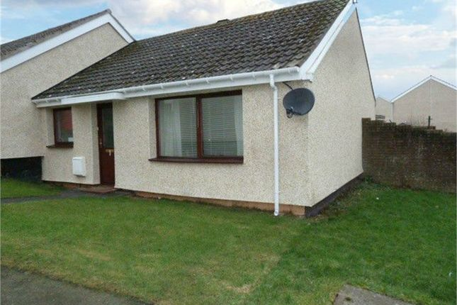 Thumbnail Terraced bungalow for sale in Highcliffe, Spittal, Berwick-Upon-Tweed, Northumberland