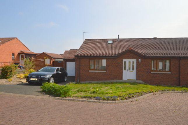 Thumbnail Semi-detached bungalow to rent in Meadowlands, Tweedmouth, Berwick Upon Tweed, Northumberland