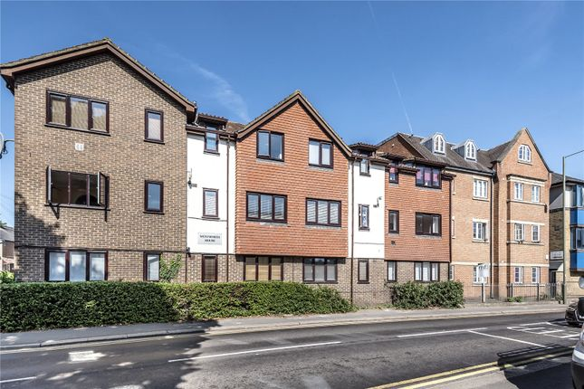 Thumbnail Flat for sale in Wentworth House, 37-41 High Street, Addlestone, Surrey