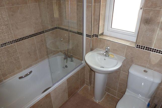 Bathroom of Lonydd Glas, Llanharan, Pontyclun CF72