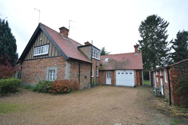 Thumbnail Detached house for sale in Chapel Road, Dersingham, King's Lynn