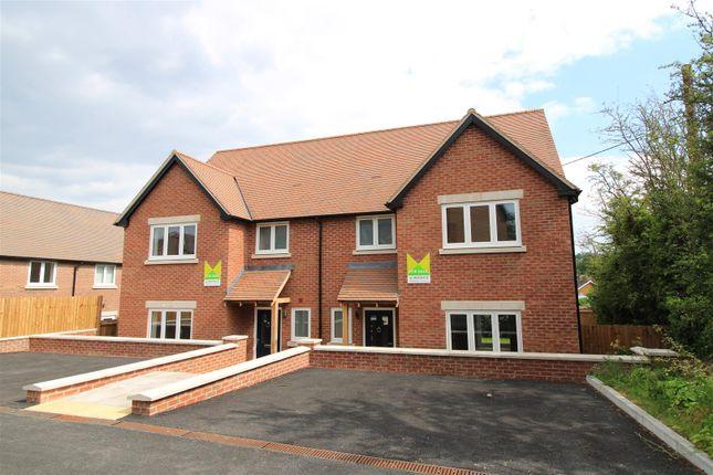 Thumbnail Semi-detached house for sale in Minsterley Road, Pontesbury, Shrewsbury