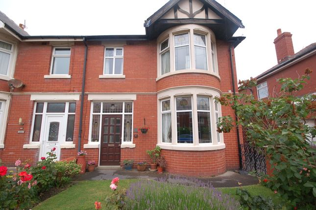 Thumbnail Semi-detached house for sale in Kenilworth Gardens, Blackpool