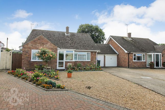 2 bed detached bungalow for sale in Turner Close, Ditchingham, Bungay NR35