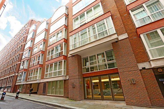 Thumbnail Flat to rent in Hosier Lane, West Smithfield, London