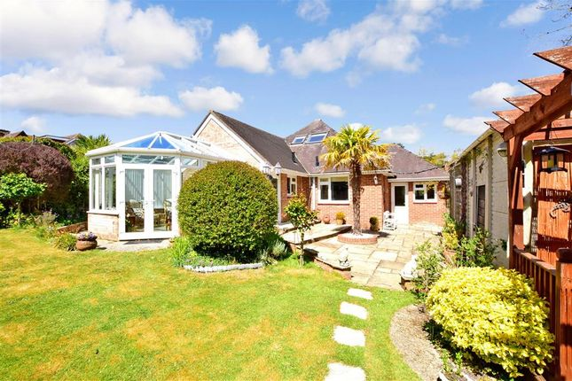 Thumbnail Detached bungalow for sale in Pondwell Close, Pondwell, Ryde, Isle Of Wight