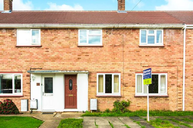 Thumbnail Terraced house to rent in Brimley Road, Cambridge