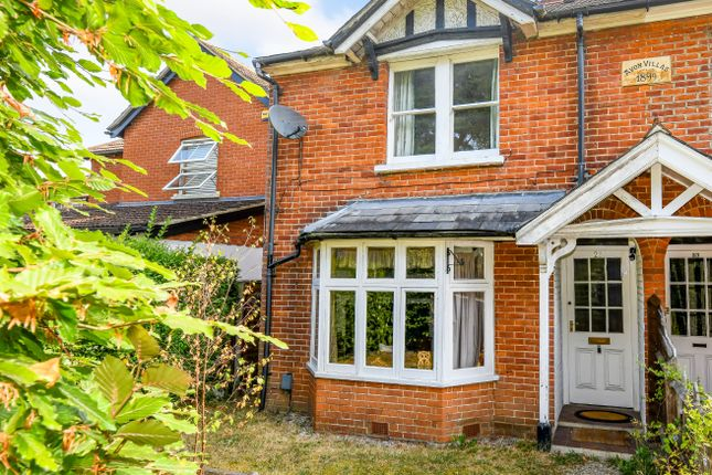 Thumbnail Semi-detached house to rent in Avondale Road, Fleet