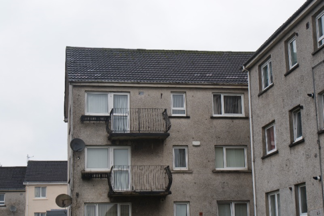 Thumbnail Flat to rent in Meadowside Place, Airdrie, North Lanarkshire, 7Aw