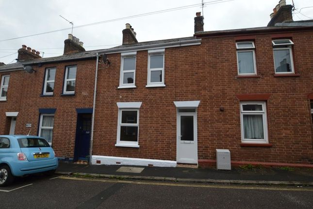 Thumbnail Terraced house to rent in Hoopern Street, Exeter, Devon