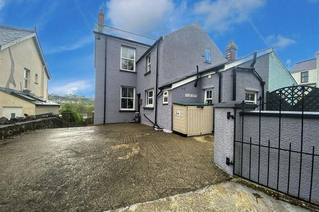 Semi-detached house for sale in The Ridgeway, Saundersfoot