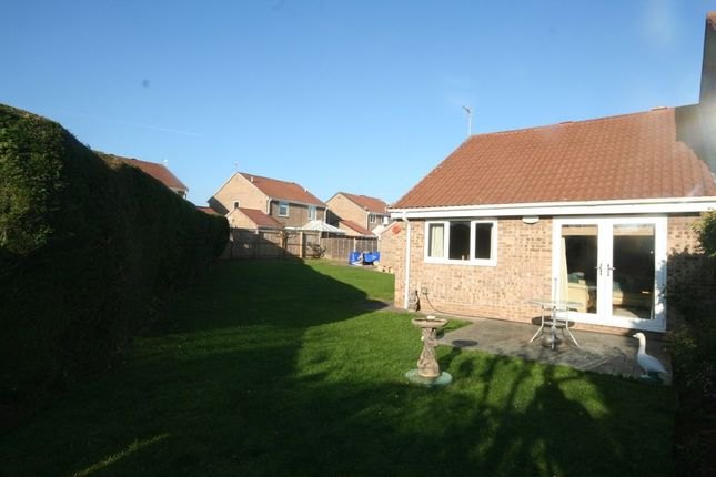 Thumbnail Bungalow for sale in Elmwood, Coulby Newham, Middlesbrough