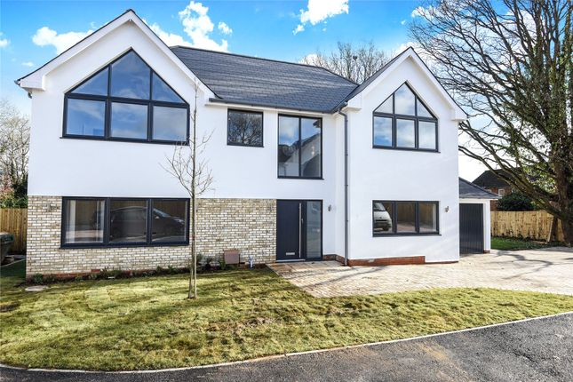 Thumbnail Detached house for sale in Trinity Place, Bracknell, Berkshire