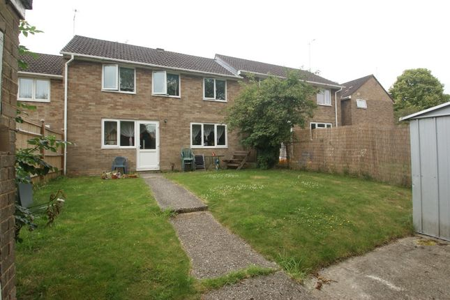 3 bed terraced house to rent in Constantine Square, Cricketers Way, Andover SP10