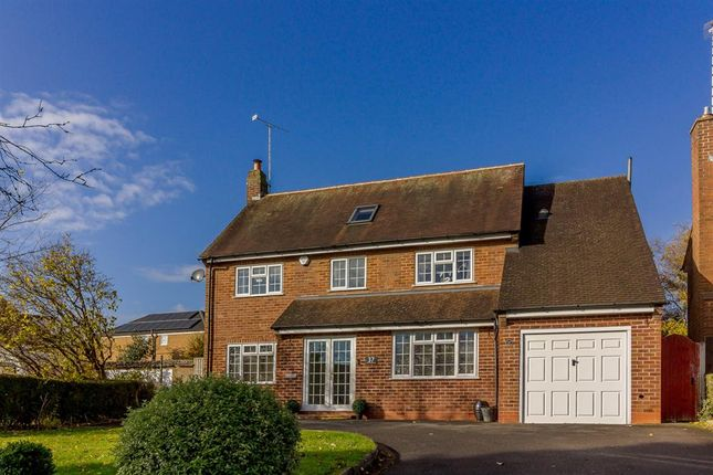 Thumbnail Detached house for sale in Wychwood Avenue, Knowle, Solihull