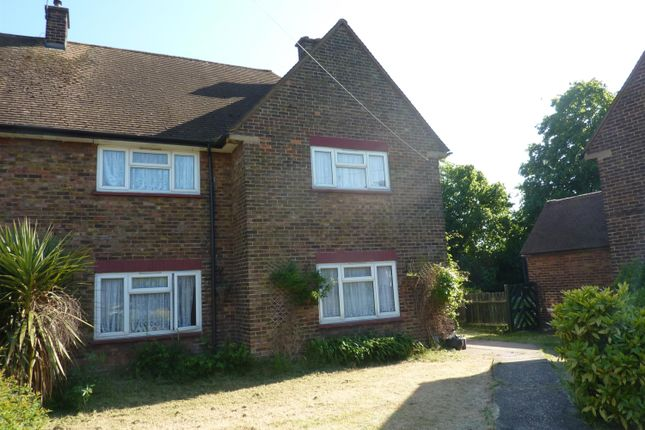 Thumbnail Semi-detached house to rent in Forest Road, Erith