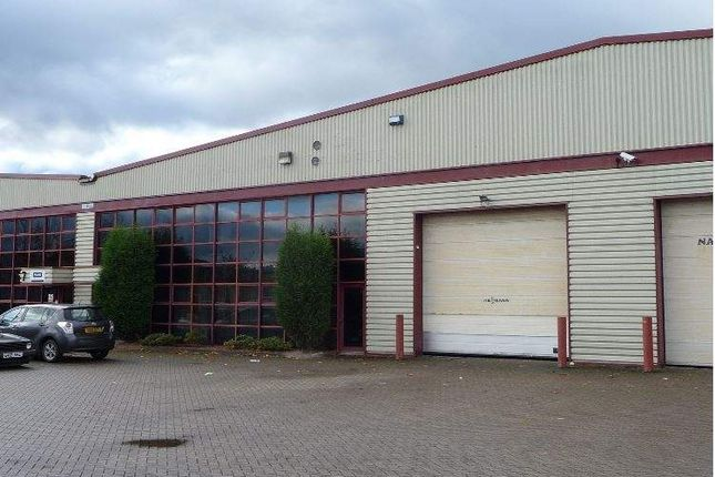 Thumbnail Light industrial to let in Unit 6, Hortonwood 32, Telford