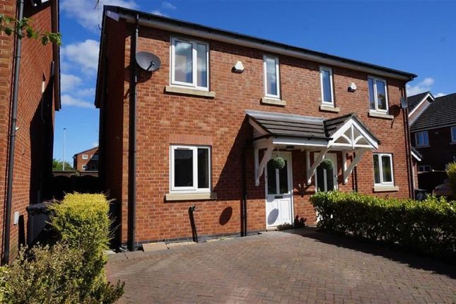 Thumbnail Semi-detached house to rent in Morpeth Street, Swinton, Manchester