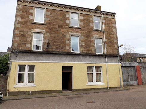 Thumbnail Flat for sale in Queen Street, Campbeltown