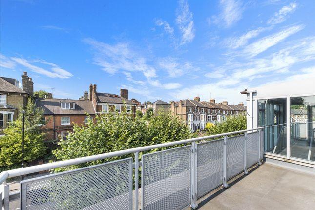 Balcony of Lady Margaret Road, Kentish Town, London N19