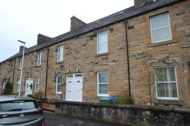 Thumbnail Flat to rent in Wallace Street, Bannockburn, Stirling