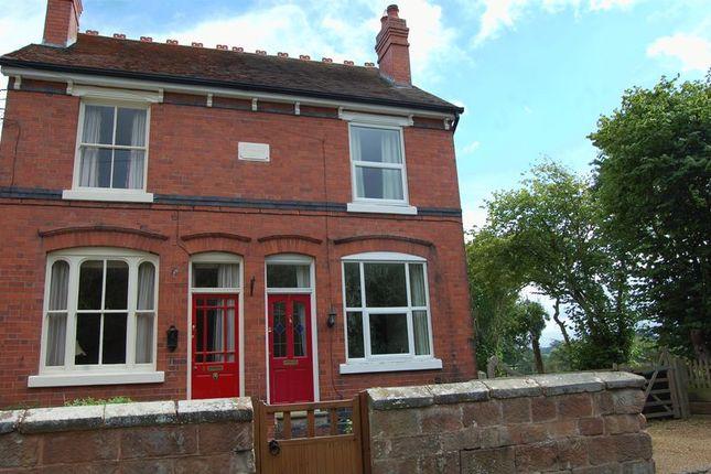 Thumbnail Cottage to rent in Newhouse Lane, Albrighton, Wolverhampton