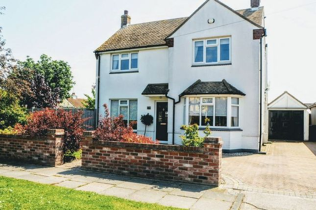 Thumbnail Detached house for sale in Salisbury Road, Holland On Sea, Clacton-On-Sea