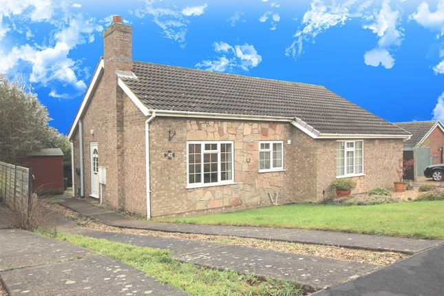 Thumbnail Semi-detached bungalow for sale in Rochester Drive, Grantham