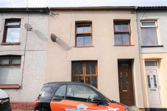 Terraced house for sale in Court Street, Blaenclydach, Tonypandy