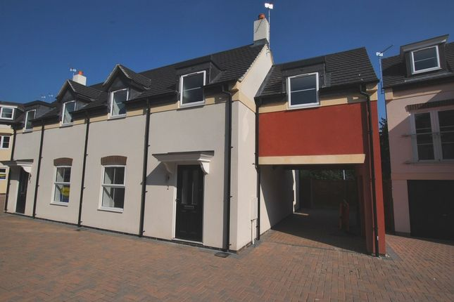 Thumbnail Semi-detached house to rent in Colliery Mews, Heath Hill, Dawley