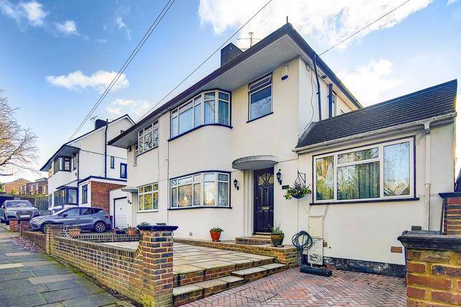 Thumbnail Semi-detached house for sale in Uxbridge Road, Harrow Weald, Harrow