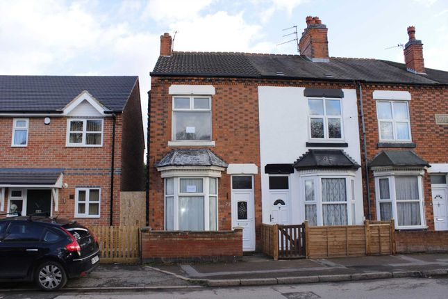 Thumbnail Terraced house to rent in Barkby Road, Leicester
