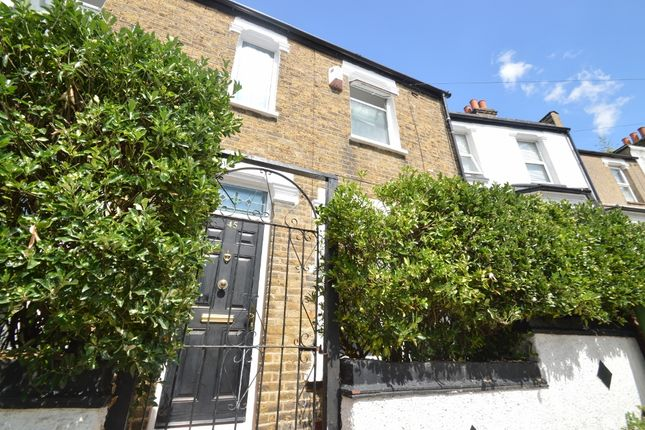 Thumbnail Terraced house to rent in Riverdale Road, London