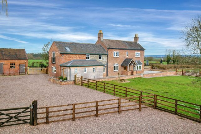 Thumbnail Property for sale in Brewood, Stafford, Staffordshire