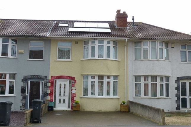 Thumbnail Terraced house for sale in Birchwood Road, Bristol