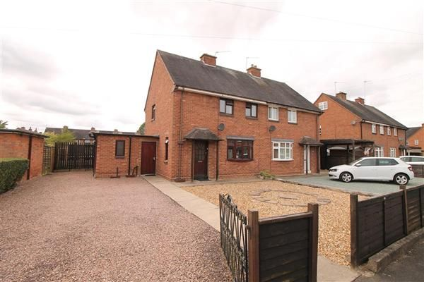 Thumbnail Semi-detached house for sale in Alauna Avenue, Alcester, Alcester
