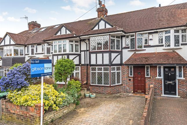 Thumbnail Terraced house to rent in Barnfield Avenue, Kingston Upon Thames