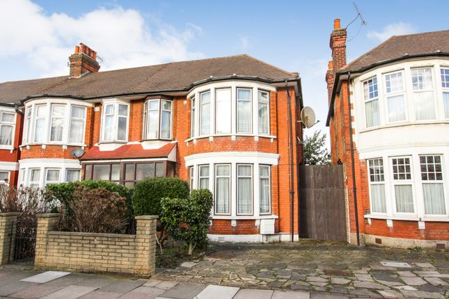 Superior Front Of Berkshire Gardens, Palmers Green N13