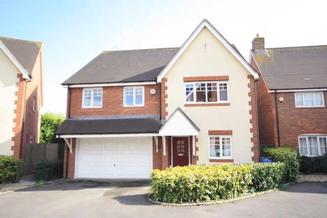 Thumbnail Detached house for sale in Barley Mead, Maidenhead